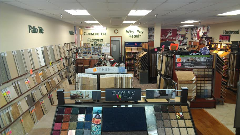 We Have A Wide Selection Of All Types Flooring